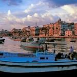View of Alexandria, Egypt (John Frumm/Corbis)